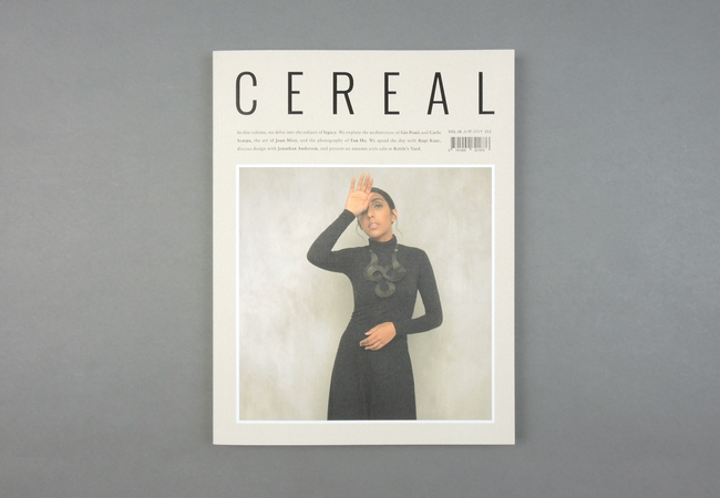 Cereal # 18