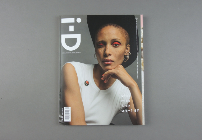 i-D # 344 The Female Gaze Issue