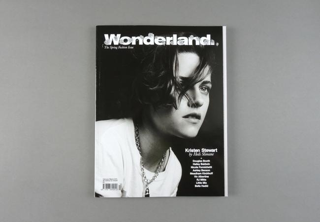 Wonderland. Feb/Mar 15