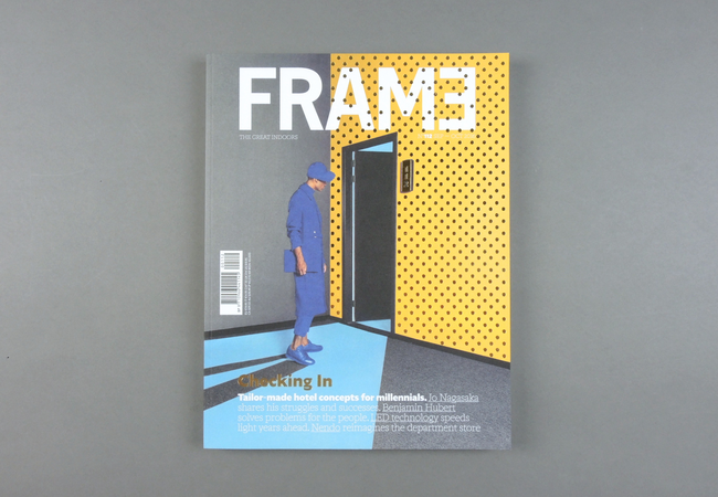 Frame. The Great Indoors # 112