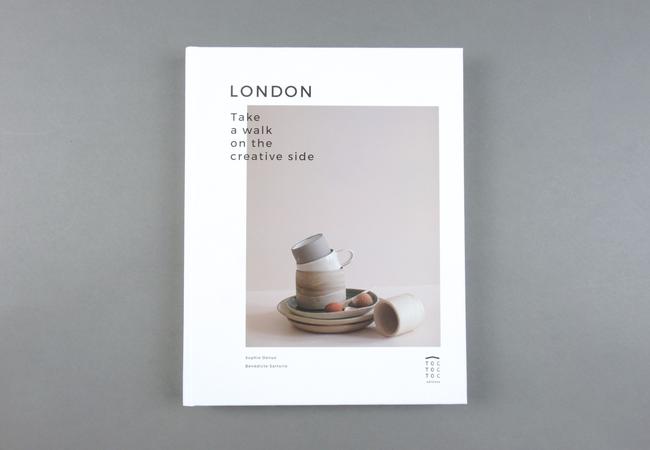 London. Take a walk on the creative side
