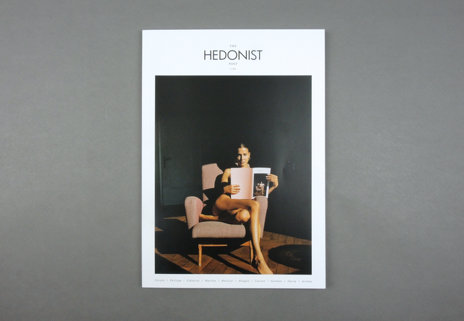 The Hedonist Post 2021 # 01