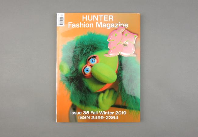 Hunter Fashion Magazine # 35