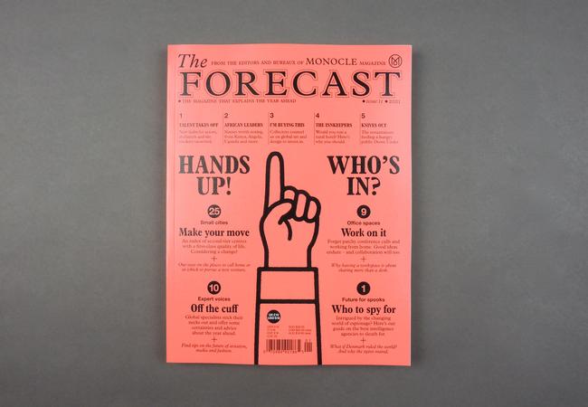 The Forecast # 11