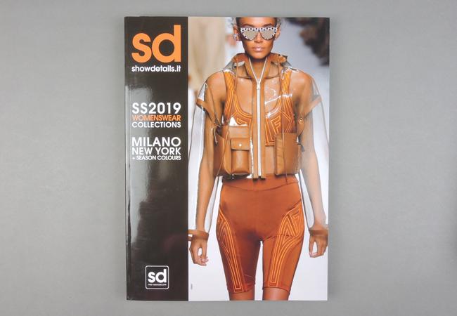 Show Details Milano/New York # 27