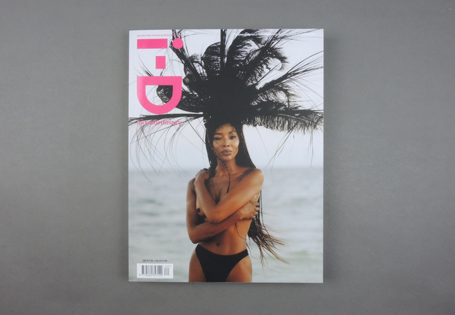 i-D # 362. The Utopia in Dystopia Issue