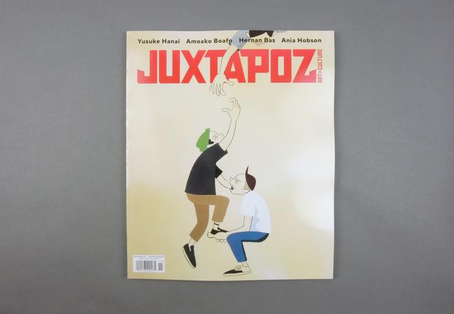 Juxtapoz # 217