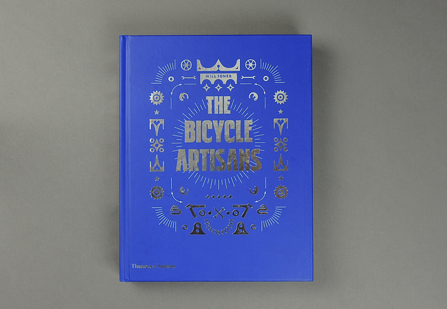 The Bicycle Artisans. Will Jones