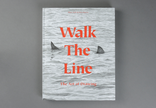 Walk The Line. The Art of Drawing