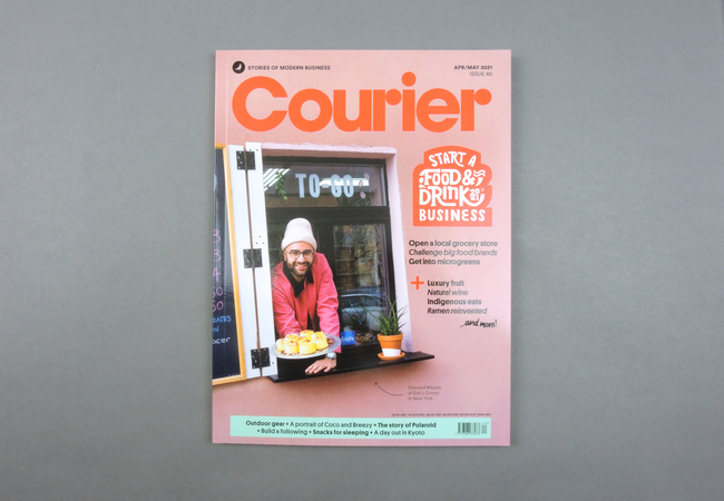 Courier # 40