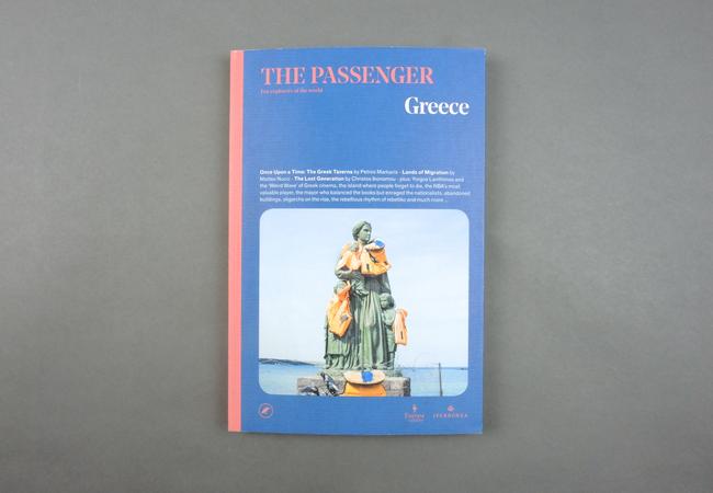 The Passenger. Greece