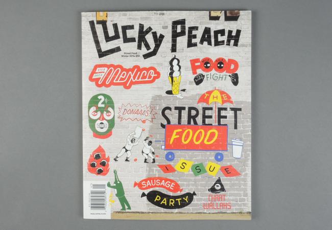 Lucky Peach # 10
