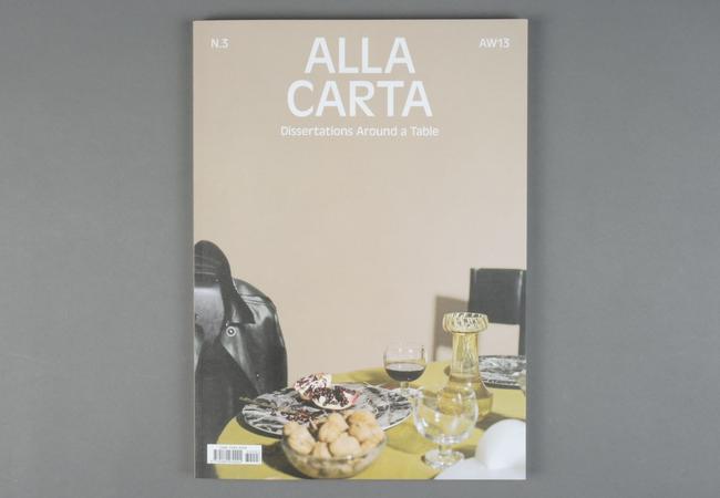 Alla Carta # 03