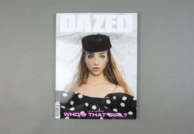 Dazed & Confused Vol. 4 Winter 2018