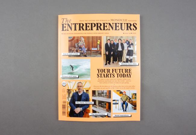 The Entrepreneurs # 04