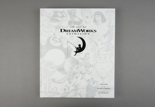 The Art of DreamWorks Animation