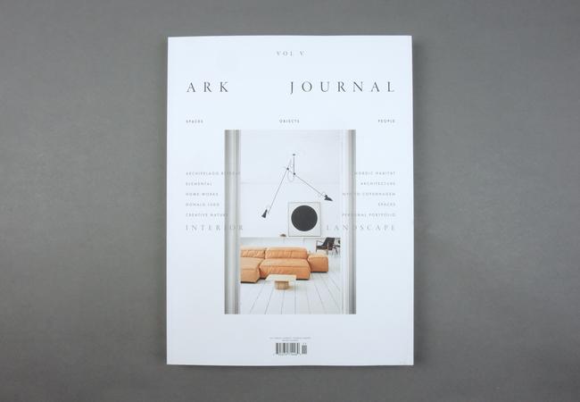 Ark Journal # 05