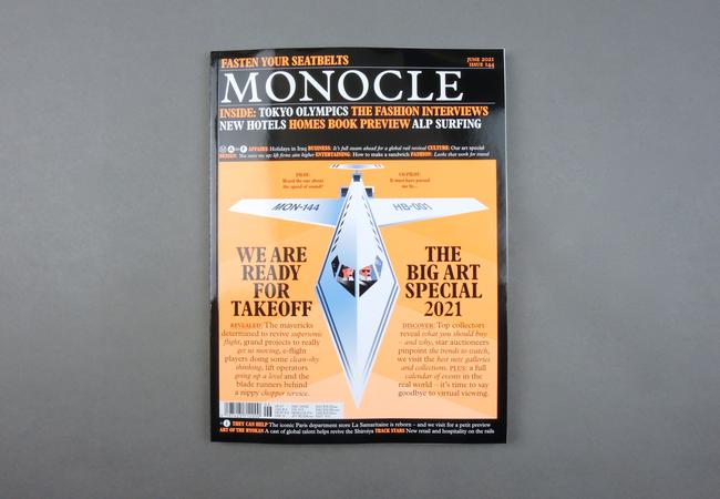 Monocle # 144