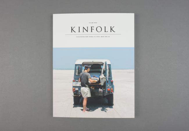 Kinfolk # 09