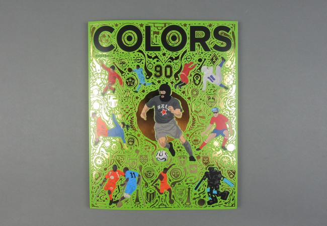 Colors # 90