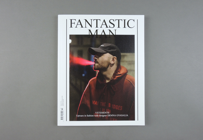 Fantastic Man # 24
