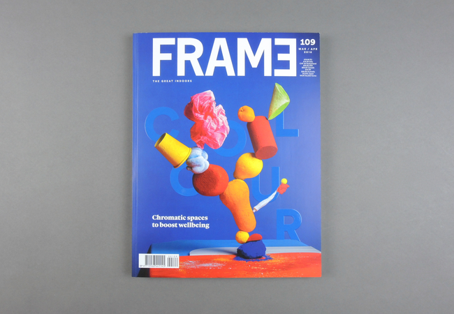 Frame. The Great Indoors # 109