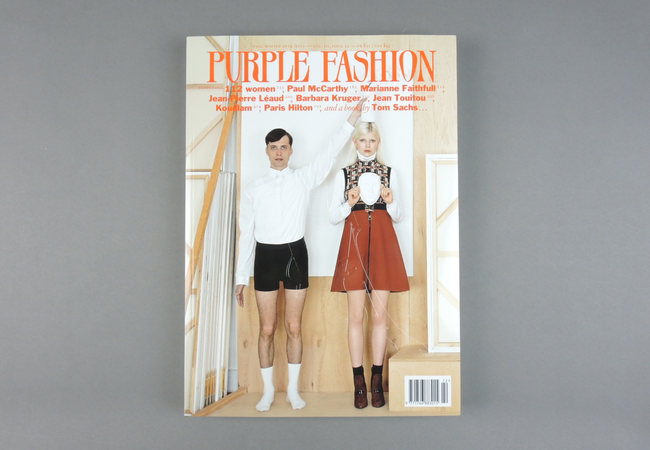 Purple Fashion Magazine # 22