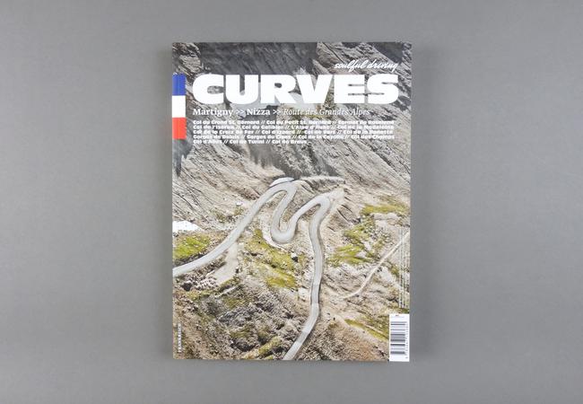 Curves. Frankreich