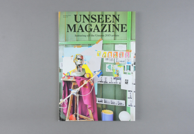 Unseen Magazine # 02