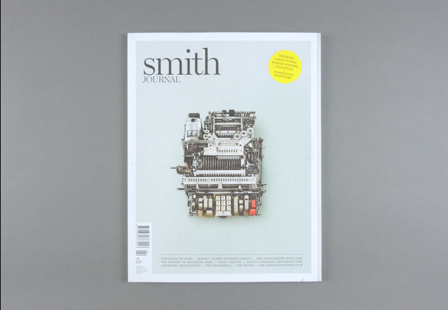 Smith Journal # 15
