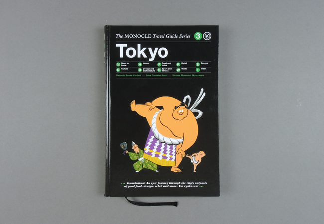 The Monocle Travel Guide series. Tokyo