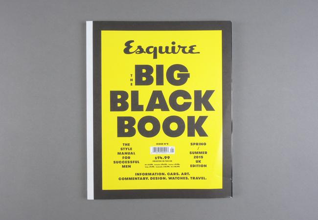 The Esquire Big Black Book # 05