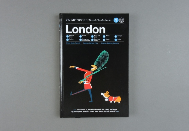 The Monocle Travel Guide series. London