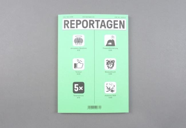 Reportagen # 40
