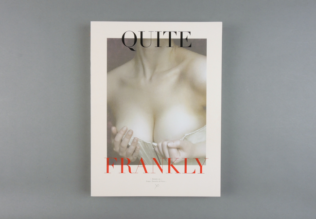 Quite Frankly # 01