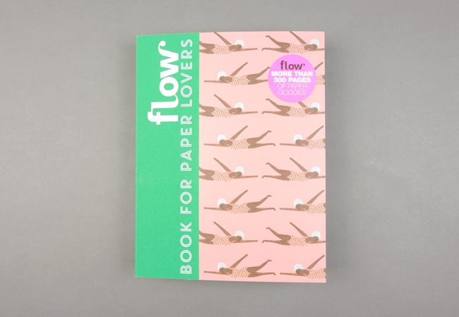 Flow. Book for paper lovers