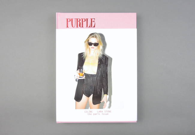 Purple Magazine # 31