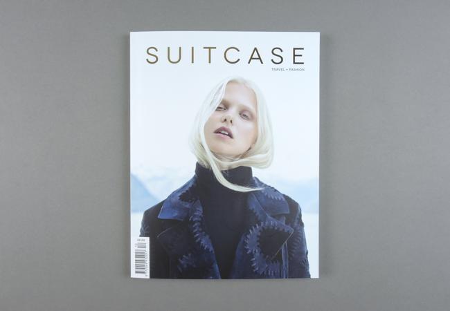 Suitcase # 12