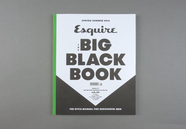 The Esquire Big Black Book # 07