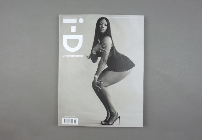 i-D # 358. The Get Up Stand Up Issue