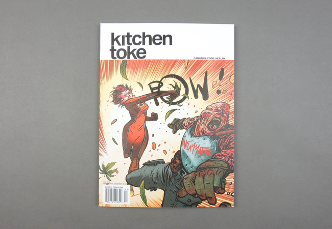 Kitchen Toke Vol. 03 # 03