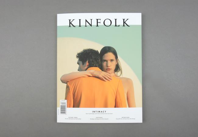 Kinfolk # 34
