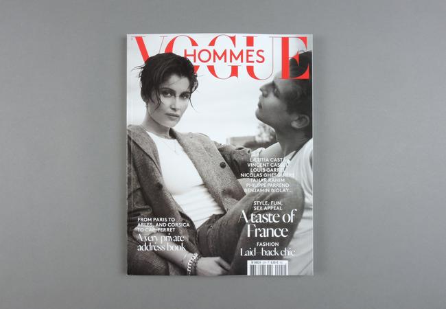 Vogue Hommes  # 22
