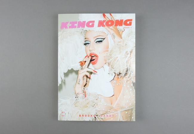 King Kong # 01