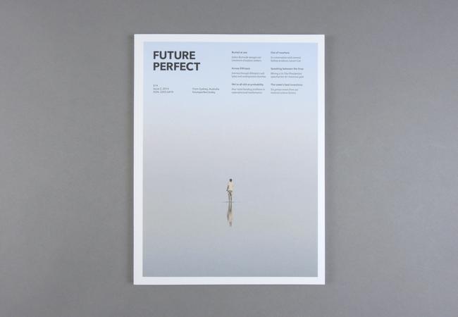 Future Perfect # 02