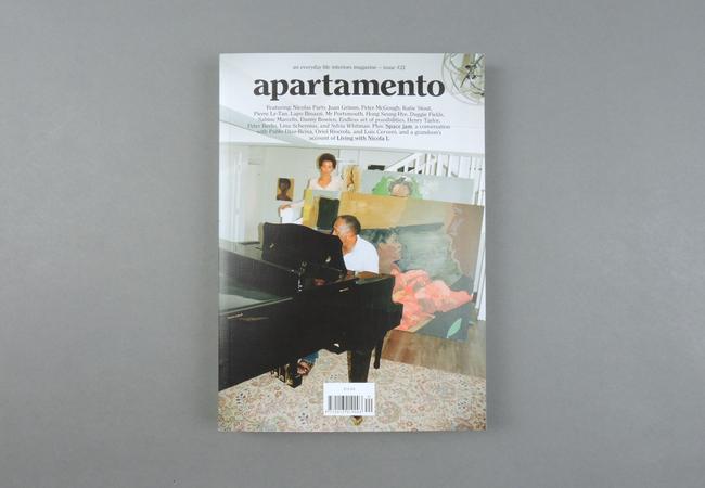 Apartamento # 21