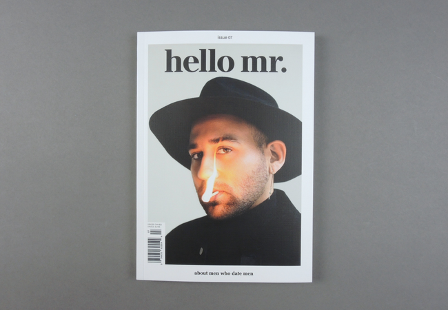 Hello Mr. # 07