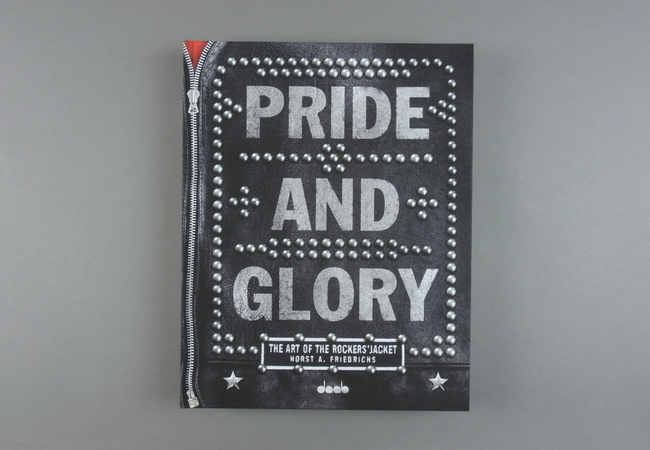 Pride & Glory. The Art of the Rocker's Jacket