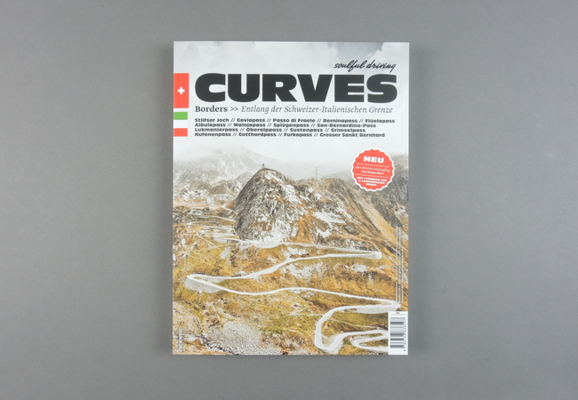 Curves. Borders