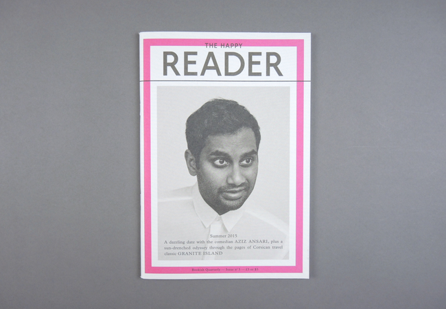 The Happy Reader # 03